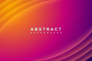 Abstract modern gradient background with diagonal waves lines vector
