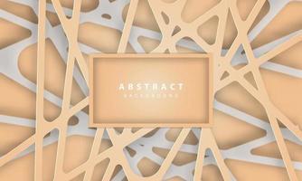 Fondo abstracto de color suave en colores pastel vector