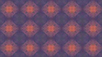 fond abstrait kaléidoscope video