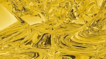 fondo liquido organico dorado video