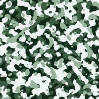 Diseño de ilustración de vector de fondo de patrón militar de camuflaje