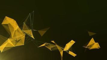 fond de plexus jaune video