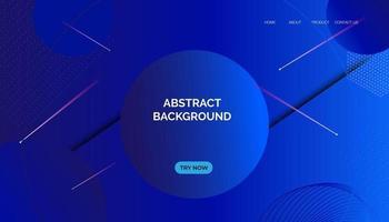 Fondo de esfera abstracta con efecto plexo vector