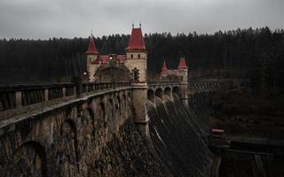 Tanque de agua llamado les kralovstvi en República Checa foto