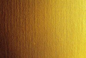 fondo de lona en amarillo foto