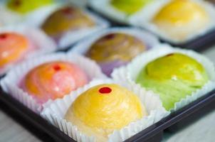 Chinese pastry food photo