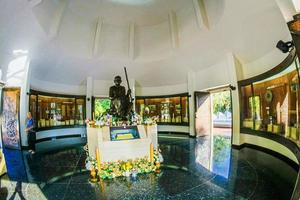 Archan Fan Ajaro Museum inSakon Nakhon, Thailand photo