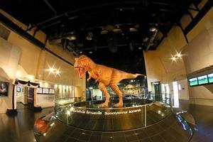 Sirindhorn Museum in Kalasin, Thailand photo