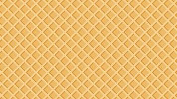 wafer waffles movimento mínimo arte padrão sem emenda 4k motion design animação abstrato 3d render fundo sequência loopable video