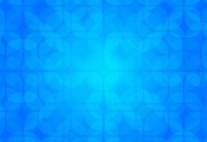 abstract bright blue blurry geometric light elegant design vector