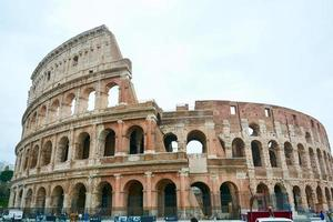 The Coliseum in Rome, Italy photo