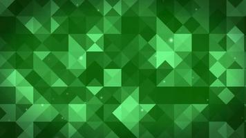 fond vert abstrait video