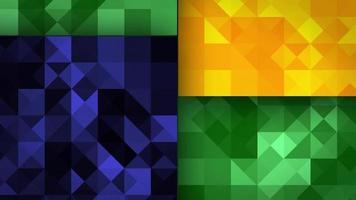 fondo abstracto rectángulo video