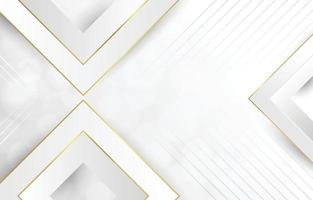 Elegant White Abstract Background vector