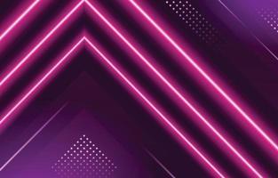 fondo abstracto de neón rosa vector