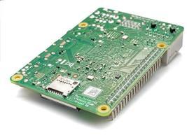 Galati, Romania 2020- Close-up of a Raspberry Pi 4 Model B photo