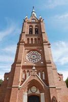 iglesia católica de la asunción de la santísima virgen maría palanga lituania foto