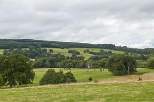 Countryside in North Wales England UK photo