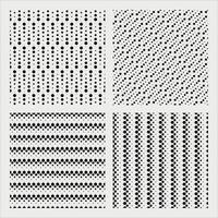 Dots pattern vector