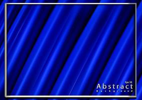 papercut blue background with texture 3d vector