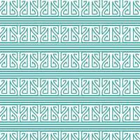 diseño de patrón geométrico abstracto vector