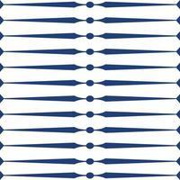 blue geometric pattern vector design