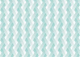 Pattern with zigzag blue lines vector
