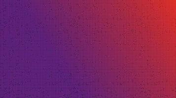 tecnología de microchip de circuito púrpura en el fondo futuro vector