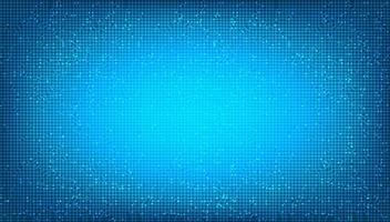 línea de velocidad en el fondo de tecnología microchip vector