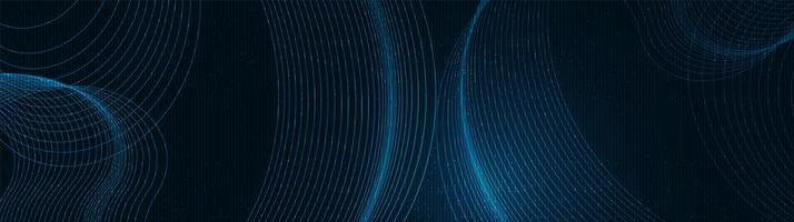 Futuristic Hyperspace speed motion on future Technology background vector