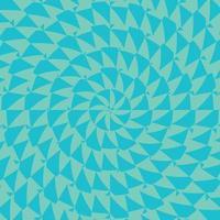 diseño de vector de patrón geométrico colorido