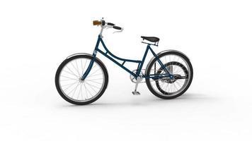 un triciclo antiguo video
