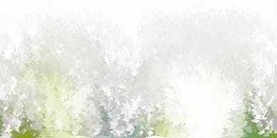 Fondo abstracto de vector colorido con degradado