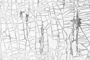 hermoso estuco de hormigón blanco foto