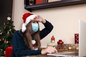 navidad durante el coronavirus foto