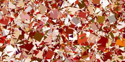 Colorful vector abstract background with gradient