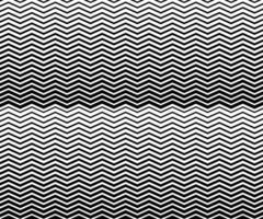 Zigzag  wave lines background vector