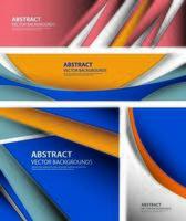 diseño de fondo abstracto vector