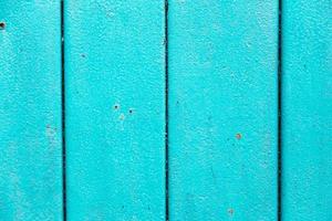 fondo de textura de madera azul foto