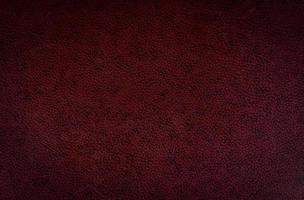 Dark red leather book cover design photo
