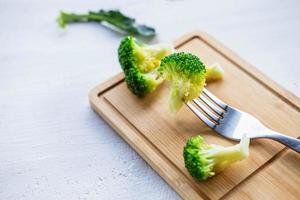 Broccoli vegetables for health photo