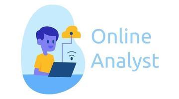 online clip art analyst vector