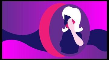 vector of entrepreneurship women call colleagues