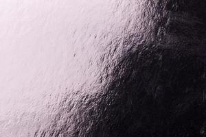 Textura abstracta de metal plateado macro shot antecedentes a corta distancia foto