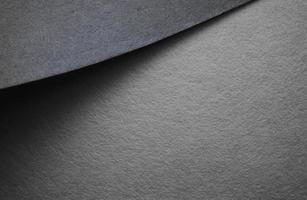 Fondo abstracto de textura de hojas de grunge en blanco gris con sombra foto