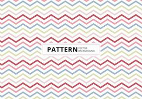 Abstract blue, pink, red color chevron pattern on white background. vector