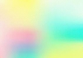 Abstract blurred smooth pastel color background with grid texture. Watercolor bright vibrant colorful. vector