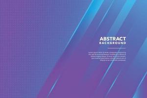 diseño de fondo abstracto moderno azul vector