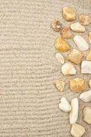 Pile of pebbles photo