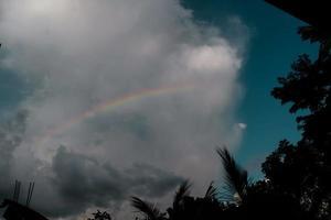 arcoiris para la positividad foto